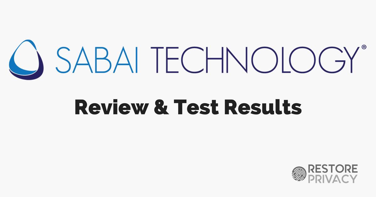 Sabai VPN Router & VPN Accelerator - Review & Test Results