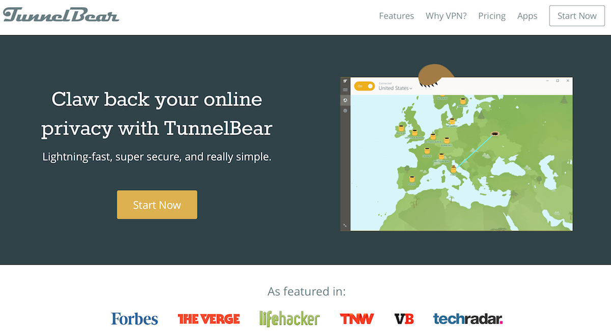 TunnelBear Review 2018 - Why It is NOT Recommended