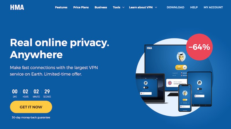 Vpn Hide My Ass Black Friday Deals  2020